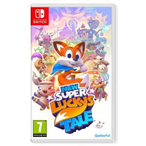 New Super Lucky's Tale [Switch]