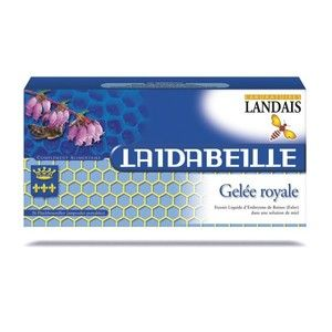 Phyto Research Laidabeille - Gelée Royale 26 ampoules
