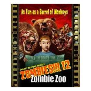 Zombies!!! 12 Zombie Zoo
