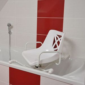 Identités Siège de bain pivotant