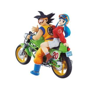 Son Goku & Bulma 15 cm - Dragon Z