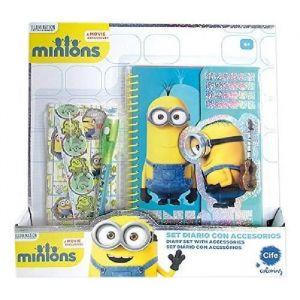 Simba Toys Journal et accessoires Les Minions