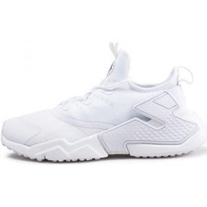 Image de Nike Chaussure Huarache Run Drift pour Enfant plusâgé - Blanc Taille 37.5