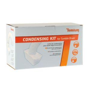 Temium 1245627 - Kit de condensation pour sèche-linge à évacuation