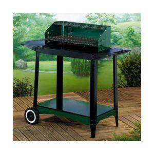Gardman Housse pour barbecue chariot 110 cm gamme standard