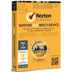 Norton 360 Multi-device - Mise à jour 2013 [Windows]