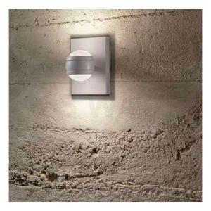 Eglo 94796 Lampe d'extérieur, intégré, argent