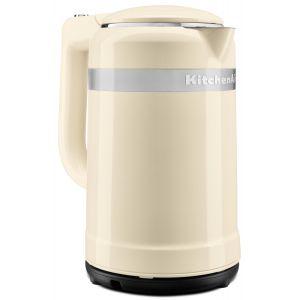 Kitchen Aid 5kek1565eac Bouilloire sans fil 1.5l 2400w crème design