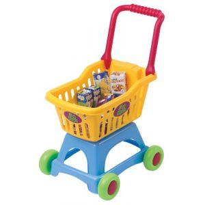 Playgo Chariot de course garni