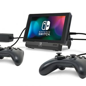 Hori Support USB Multiports Noir pour Nintendo Switch