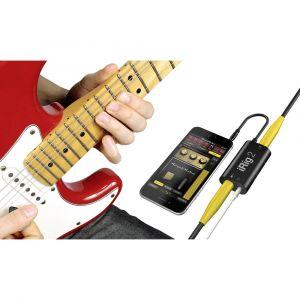 Ik multimedia IRig 2 Interface Guitare Noir