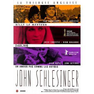 John schlesinger, la trilogie anglaise : un Amour pas comme les autres + Billy le menteur + Darling