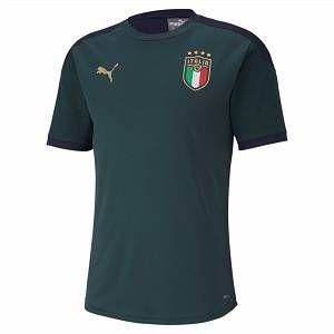 Puma Maillot Entraînement Italie Vert
