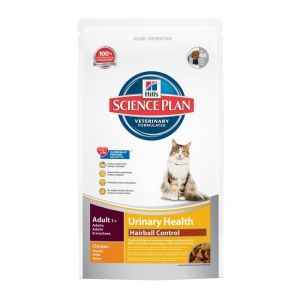 Hill's Adult Urinary Hairball Control - Sac 3 kg