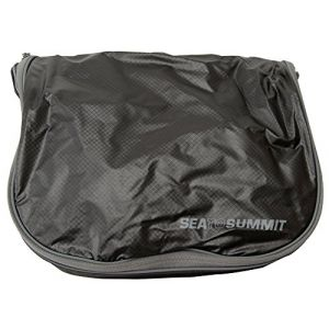 Sea to Summit Light Hanging Toiletry Bag L black/grey