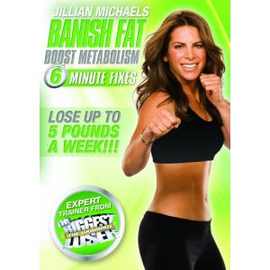 Jillian Michaels : Banish Fat, Boost Metabolism