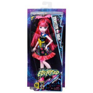 Mattel Poupée Monster High Coiffure électrisante Draculaura