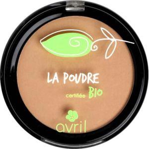 Avril Poudre compacte Nude Certifiée Bio