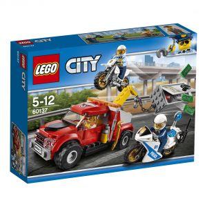 Lego 60137 - City : La poursuite du braqueur