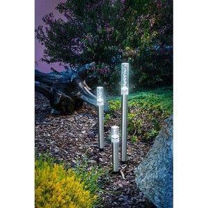 Esotec Balise solaire décorative à bulles