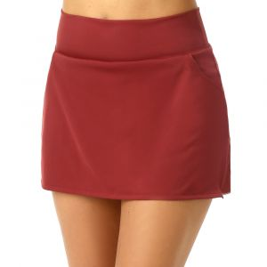 Adidas Club Skirt Jupe pour Femme S Rouge (Legendary Red)