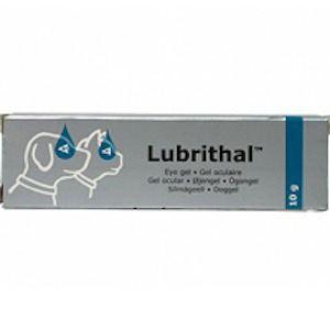 Dechra Lubrithal - Gel oculaire pour chiens et chats