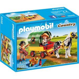Playmobil 6948 - Pique-nique avec transport