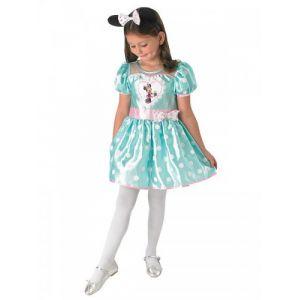 Rubie's Officielle Deluxe Minnie Cupcakes (Mint), costume enfant - Petit