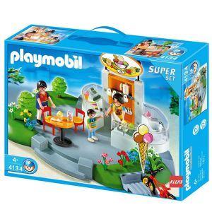 Playmobil 4134 - Superset Marchand de glaces