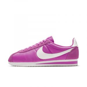 Nike Chaussure Classic Cortez Nylon pour Femme - Rouge - Taille 40.5 - Female
