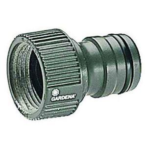 Gardena 2801-20 - Nez de robinet grand débit Profi à visser