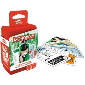 Cartamundi Jeu de cartes Shuffle Monopoly Deal