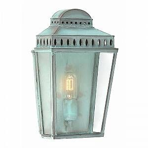 Elstead Applique Murale Mansion House 1x100W - Vert-de-Gris - LIGHTING - mansionhouseverdi