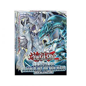 Konami Set de 41 de cartes Deck de Structure Saga du Dragon Blanc aux Yeux Bleus