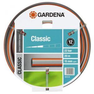 Gardena 18013-26 - Tuyau d'arrosage Classic Ø 15 mm 20 m