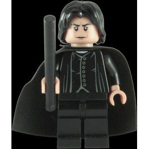 Lego Mini-figurine Harry Potter : Professeur Snape avec baguette magique