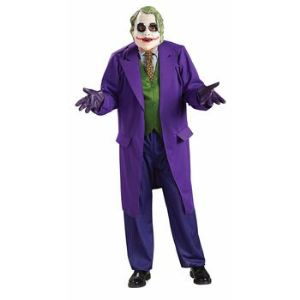 Déguisement Joker Dark Knight adulte (taille XL)