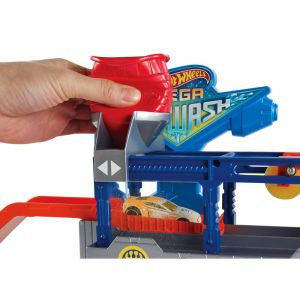 Mattel Circuit Hot Wheels City Station de lavage