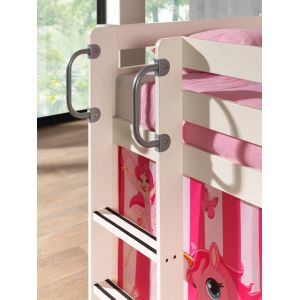 Swithome Ruben - Kit de sécurité pour lit mezzanine avec bureau 90 x 200 cm