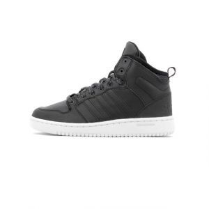 Adidas Performance Baskets montantes Cloudfoam Hoops Mid Winter Femme