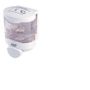 Jvd Distributeur de gel désinfectant pour abattant WC