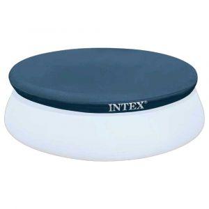 Intex Bâche pour piscine autostable (Ø 2.44m)