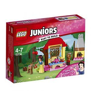 Lego 10738 - Juniors : Disney Princess Le Chalet de Blanche-Neige