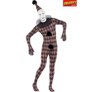 Smiffy's Déguisement seconde peau arlequin (taille XL)