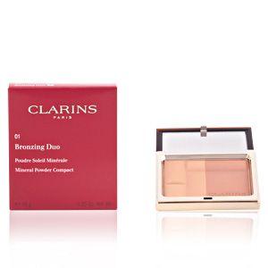 Clarins Bronzing Duo 01 Light - Poudre soleil minérale