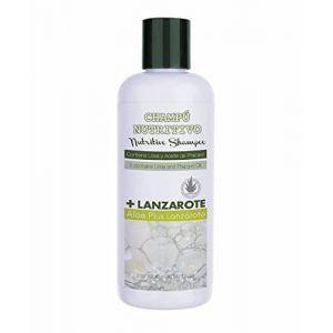 Aloe Plus Lanzarote Champu Nutritivo Aloe Vera