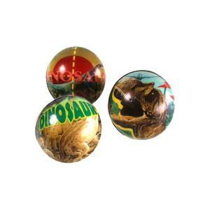 Balle mousse décorée