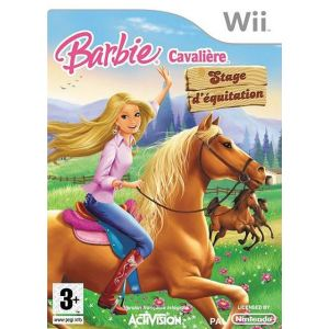 Barbie Cavalière : Stage d'Equitation [Wii]