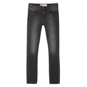 Levi's Jeans enfant nm22037 510 Noir - Taille 10 ans,14 ans