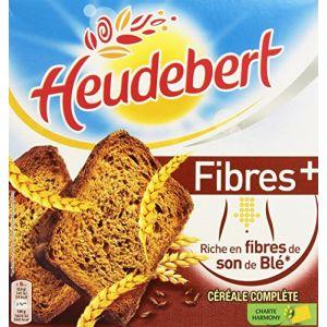 Lu Biscottes riches en son de blé, sans conservateur - La boîte de 280g